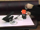 Видео о Джеттера с беспроводным брелком