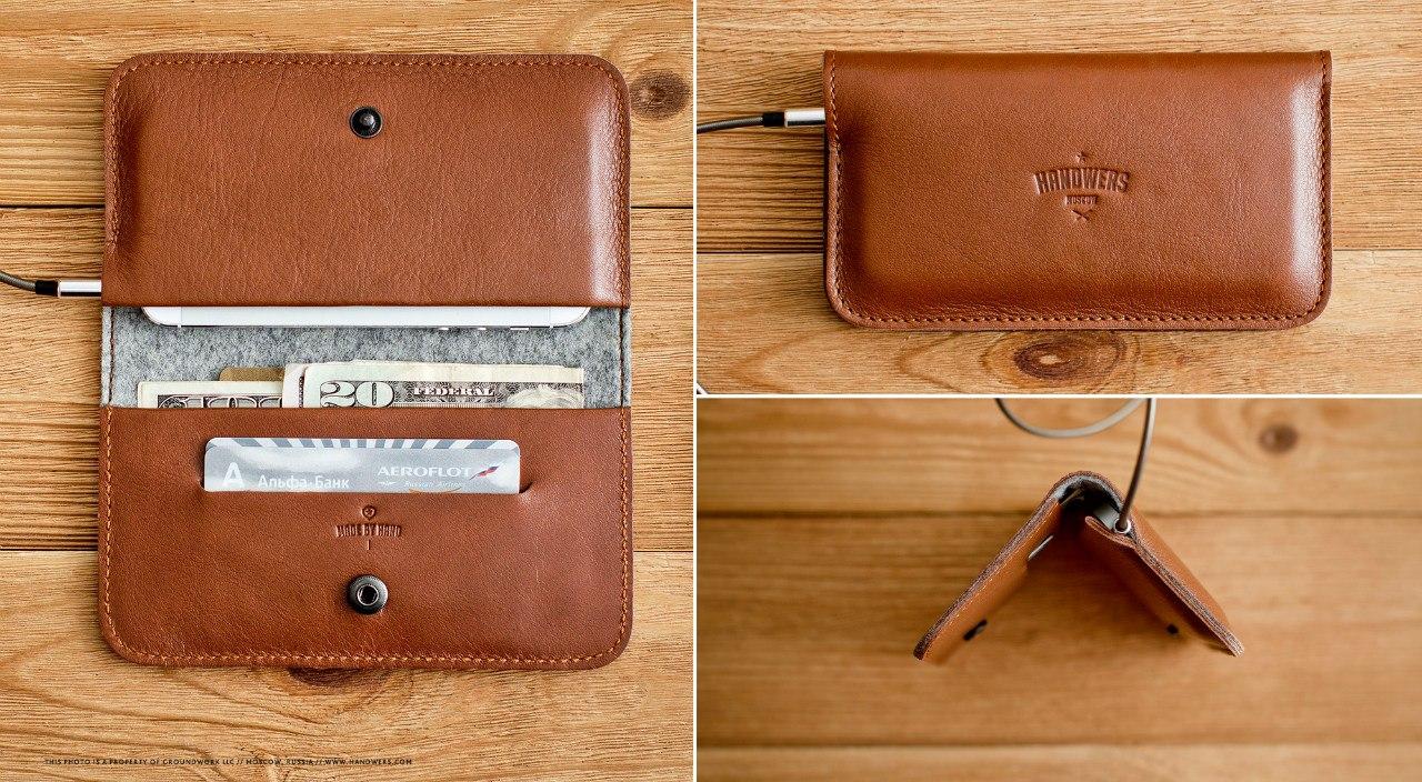 77623e7def26 Чехол-бумажник для iPhone «RANCH» Цвет: Синий Для iPhone 5. Цена: 2490р