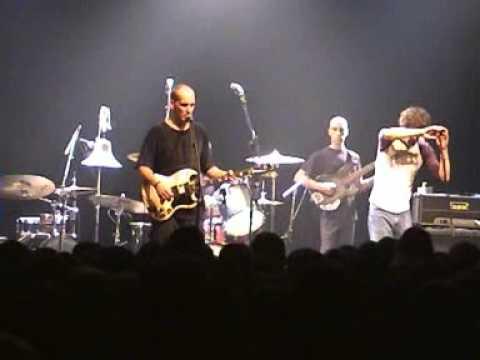 Fugazi - Live At Forum, UK 02/11/2002