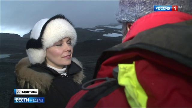 Вести недели. Эфир от 04.06.2017. Удивительный храм в Антарктиде: благословение перед опасным путеше
