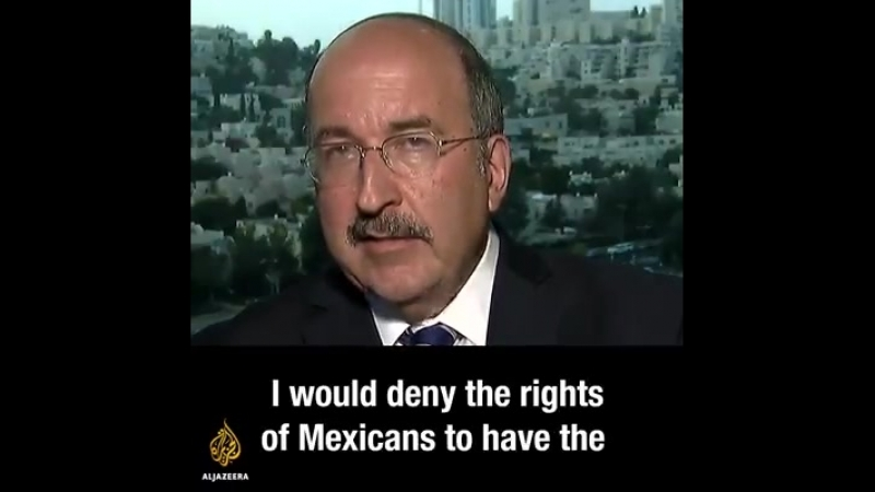 UpFront asks Dore Gold, an adviser to Benjamin_Netanyahu, about Israels controversial Nation State Law.