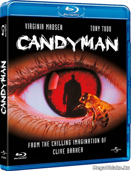 Кэндимэн / Candyman [Remastered] (1992/BDRip/HDRip)