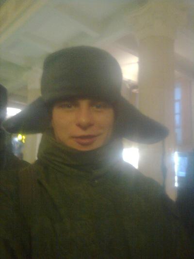 Коля Фёдоров, 14 марта 1993, Омск, id134981462