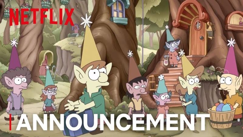 Disenchantment | Announcement New Episodes Coming Soon [HD] | Netflix