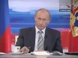 Быстрый телефонный разговор бабушки с Путиным Прикол!