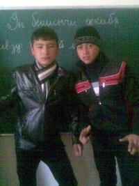 Фаррухбек Шамоков, 20 февраля 1998, Сыктывкар, id201735846
