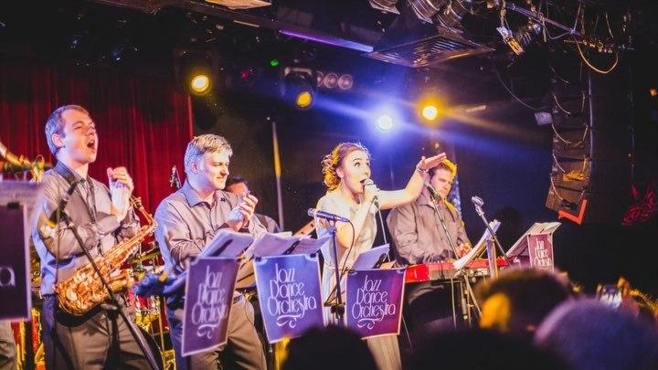🎶 Jazz Dance Orchestra 🎶 on Instagram А мы до сих пор с теплотой вспоминаем концерт в @16tonsclub 😍 Повторим 😉 Записывайте 18 мая 20 30 @bu