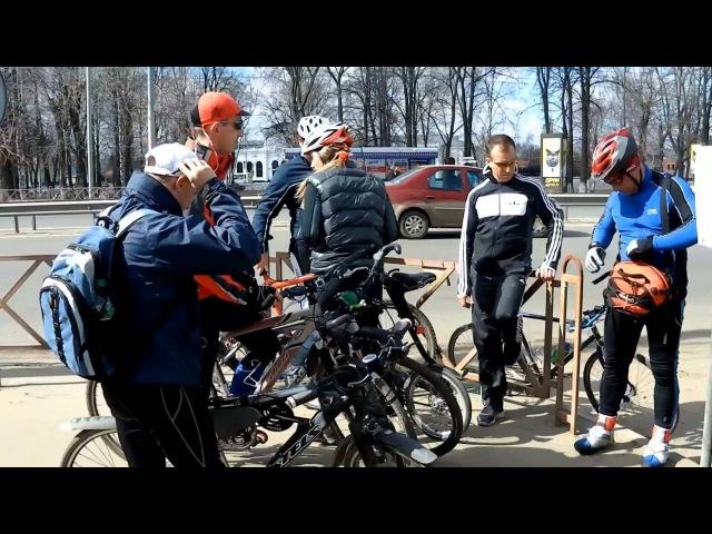 EXtremeYar открытие велосезона Ярославль 2013