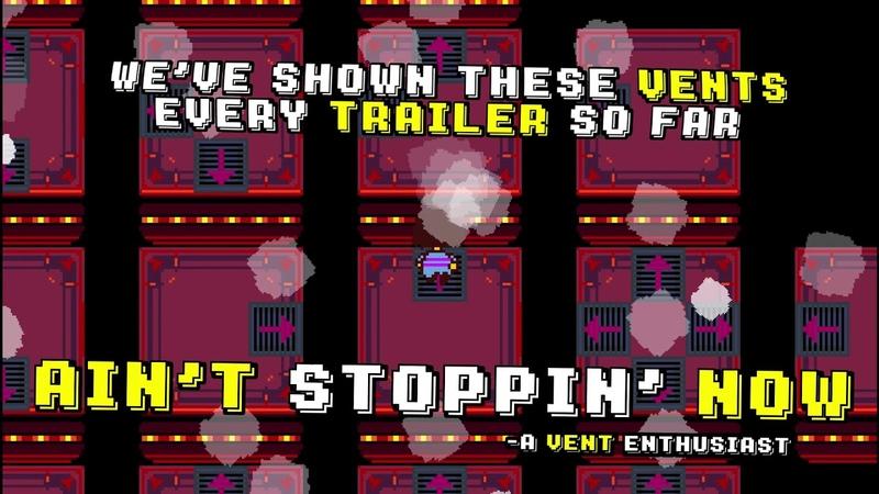 UNDERTALE Nintendo Switch Release Trailer