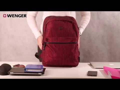 Городской рюкзак Wenger 605027 Colleague