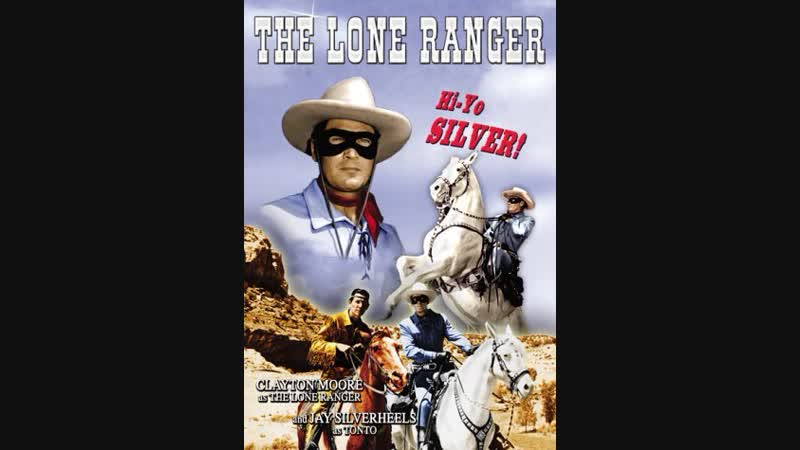 The Lone Ranger 2x23 Two Gold Lockets