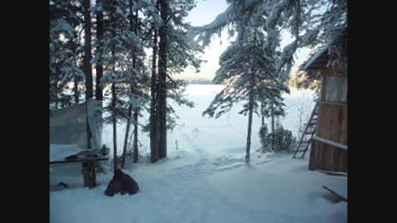 озеро Мнево