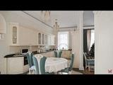 Дизайн пятикомнатной квартиры в стиле либерти