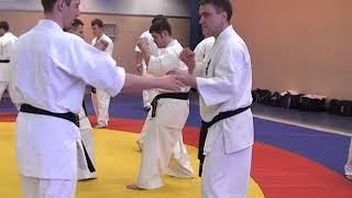 Спарринговая техника Карате Киокушинкай: мастер-класс Максима ДЕДИКА – 7.