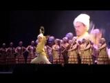 Государственный казачий ансамбль песни и танца Ставрополье в Сочи красивые русские народные танцы