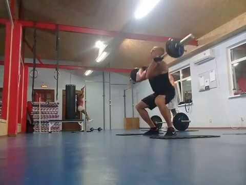 CrossFit - Кайдзен. Тренировка 18.07.2018
