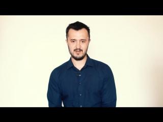 Владимир Дудка записал видеообращение по поводу мошенничества Новой почты в Каменском