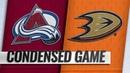 11 18 18 Condensed Game Avalanche @ Ducks