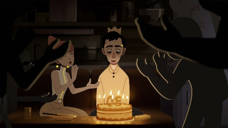 Best Friend Animation Short Film 2018 GOBELINS