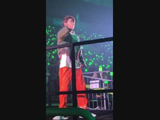 [fancam] 190126 @ NCT 127 THE ORIGIN in SEOUL D-1