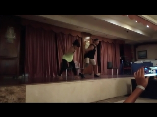 21-24.07.2018 Guaguanco festival 2018. Marvin Ramos y Naylet Matos. Choreography.