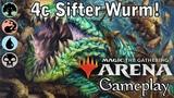 Magic Arena 4-Color Sifter Wurm
