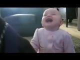 Заразительный смех ребёнка