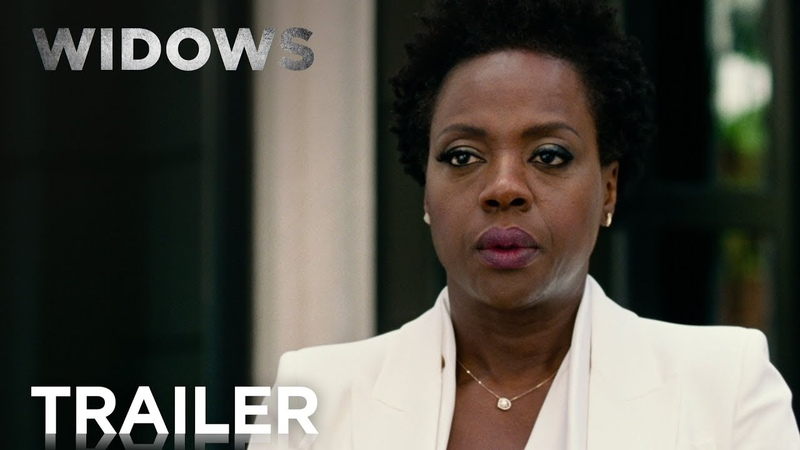 Widows   Official Trailer [HD]   20th Century FOX