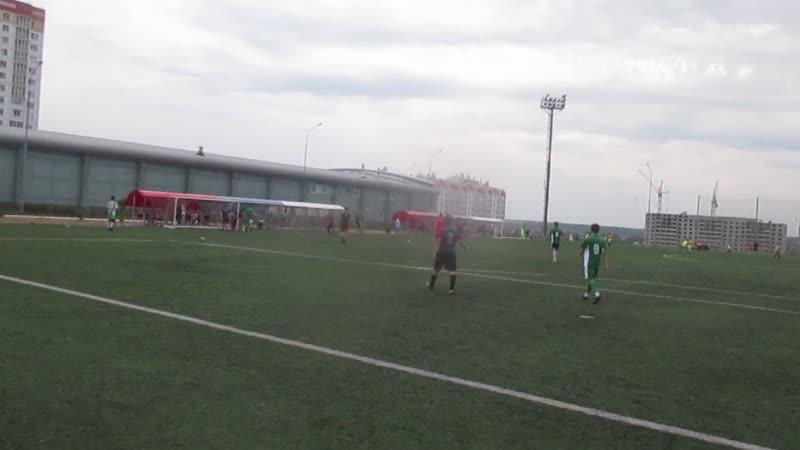Александр Вяликов гол в ворота Магистраль