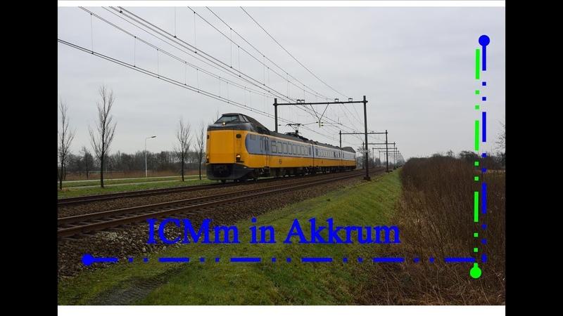 ICMm 4091 komt aan in Akkrum