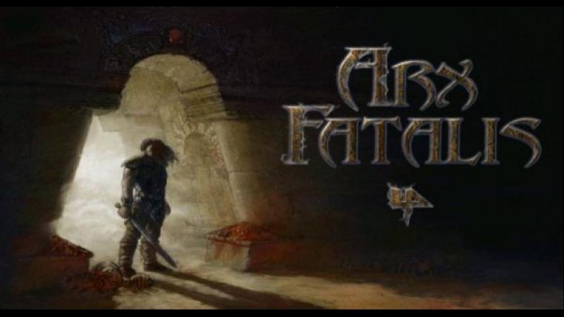 Arx Fatalis: Последний бастион (2002) игрофильм (озвучка)