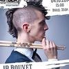 Мастер-класс барабанщика JP Bouvet в Москве!