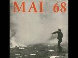 No Artist  -  Mai 68 II  ( 1968 Experimental  Spoken  Political  Noise )