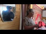 U news Почти 400 человек зимуют в дачных домиках Дёмского района.  Как они готовятся к паводку и соблюдают меры пожарной безопасности проверили специалисты.