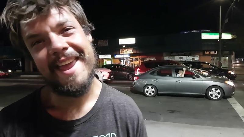 Мужчина живет в США рассказывает о жизни, наркота зло.