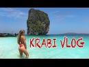 Влог КРАБИ Сняли Виллу и Обзор Райских островов Krabi Тайланд