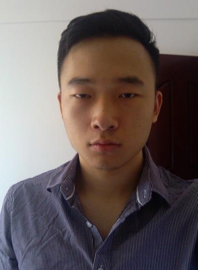 Charles Zou, 15 октября 1992, id215456733