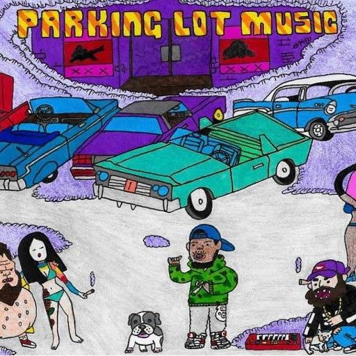 Curren$y альбом Parking Lot Music