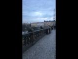 Прогулки по Праге. Набережная Влтавы, Карлов мост