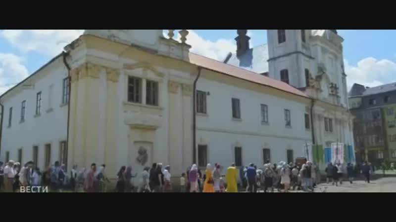 захват православных храмов бандитами-правосеками