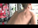 aaron carter training video 2 - YouTube