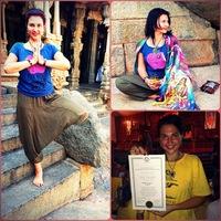Открытый урок по Шивананда-йоге Йога с Шиваками