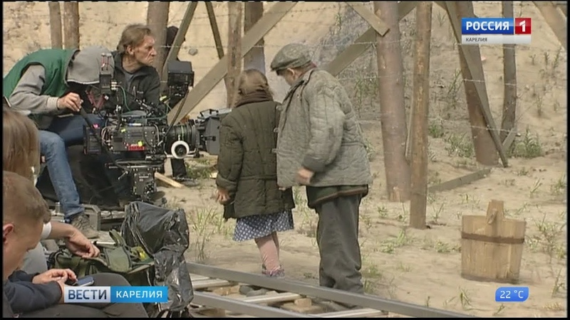 В Карелии продолжается работа над художественным фильмом Петька