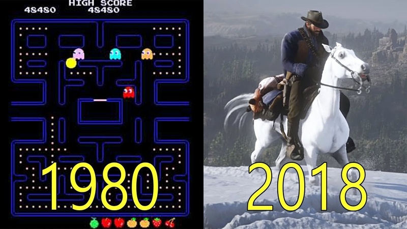 Evolution of Game of the Year Winner 1980-2018