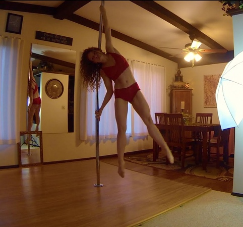 Desire - Pole Dance Freestyle