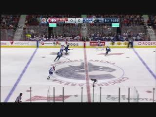 NHL 2018-2019 / RS / 17.11.2018 / Montréal Canadiens - Vancouver Canucks