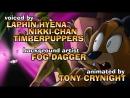 Приключение аниматроников часть 14 Золотой Фредди