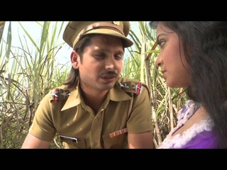 भोजपुरी फिल्म शूटिंग फुटेज II Star Dharmesh Mishra & Kalpna Shah II Bhojpuri Film Shooting 2015