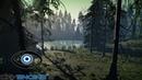 Cry engine 3 Speed level Design Swamp-Болота