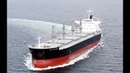 Transit by Suez canal from Red sea to Mediterranean sea on bulk carrier vessel ELEEN NEPTUNE